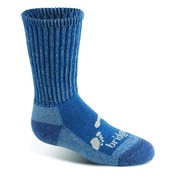 Bridgedale Woolfusion Trekker Junior Sock Storm Blue Large