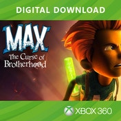 Max The Curse Of Brotherhood Xbox 360 Digital Download Game