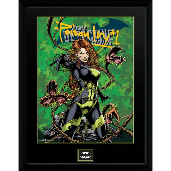 DC Comics Poison Ivy Collector Print