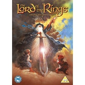 The Lord of the Rings (Animated Version) DVD