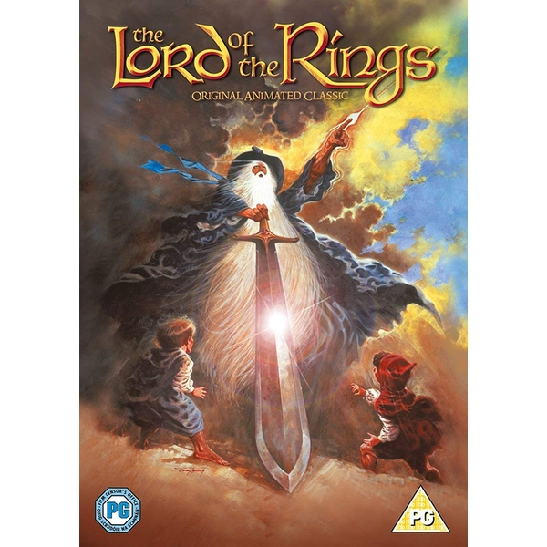 The Lord of the Rings (Animated Version) 1978 DVD