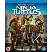 Teenage Mutant Ninja Turtles 2015 Blu-ray