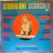 Soul Jazz Records Presents - Studio One Scorcher Volume 2 Vinyl