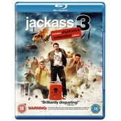 Jackass 3 Explosive Extended Edition Blu-ray