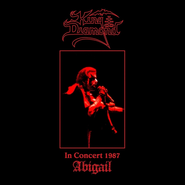 King Diamond - In Concert 1987: Abigail Vinyl