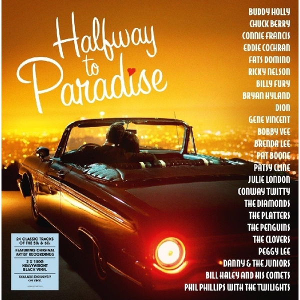 Various Artists - Halfway To Paradise Vinyl