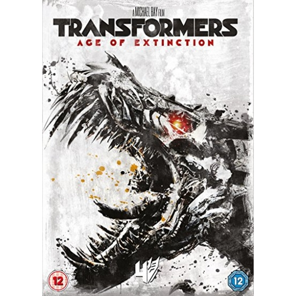 Transformers 4 - Age Of Extinction DVD