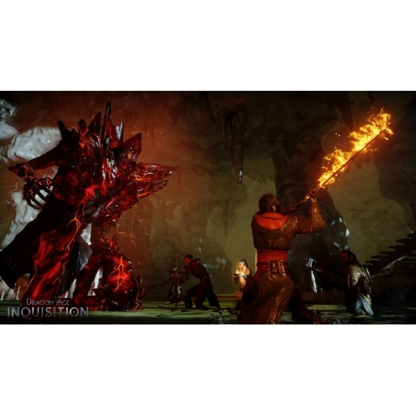 Dragon Age Inquisition (with Flames of the Inquisition DLC) Xbox 360 Game - Image 3