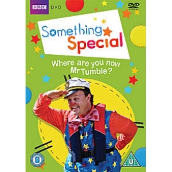 Something Special - Where Are You Now Mr Tumble DVD