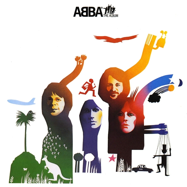 ABBA - The Album Vinyl