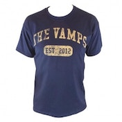 The Vamps Team Vamps Navy T-Shirt X Large
