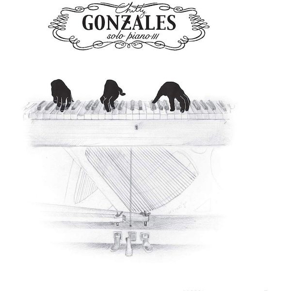 Chilly Gonzales Solo Piano III CD