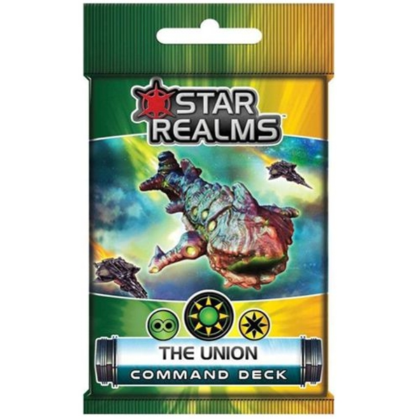 Star Realms The Union Command Deck