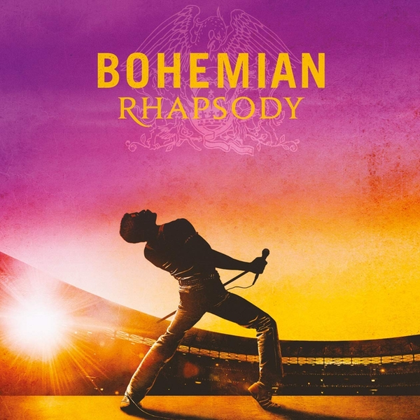 Bohemian Rhapsody Soundtrack OST CD