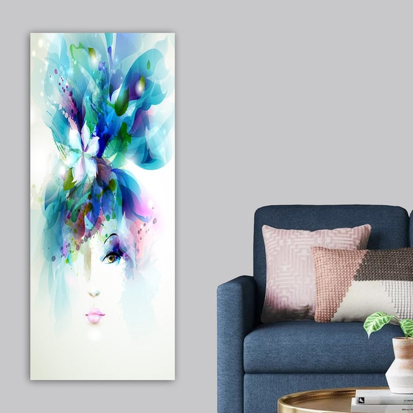 DKY333611_50120 Multicolor Decorative Canvas Painting