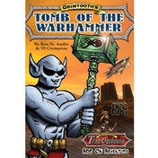 Grimtooth's Tomb of the Warhammer DCC RPG Adventure Board Game