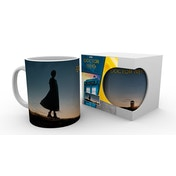 Doctor Who 13th Doctor Silhouette