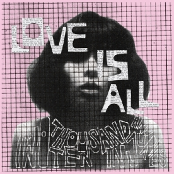 Love Is All - Two Thousand And Ten Injuries CD