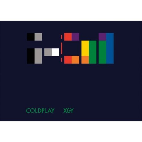 Coldplay - X & Y Album Postcard