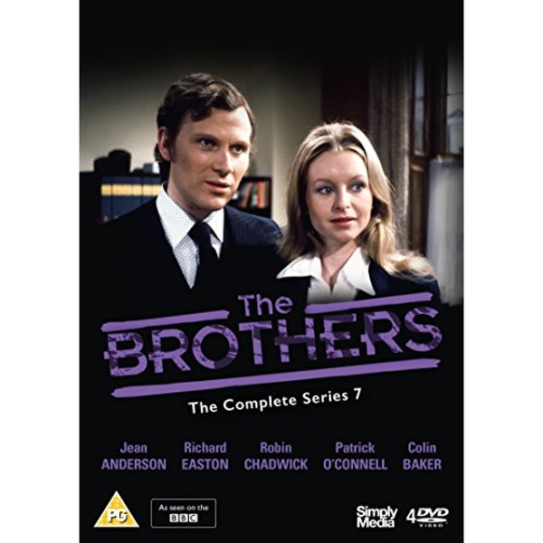 The Brothers - The Complete Series 7 DVD
