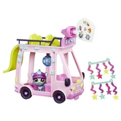Littlest Pet Shop LPS Shuttle Mini Bus