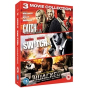 Thriller Triple Pack Catch .44 / Switch / Hijacked