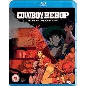 Cowboy Bebop The Movie Blu-ray