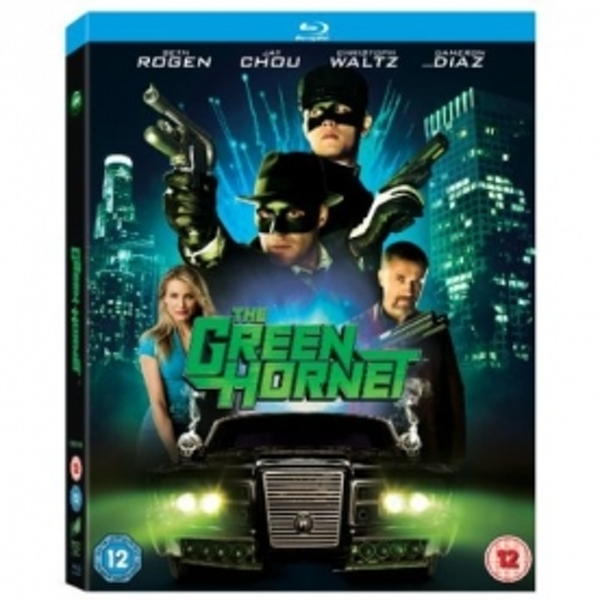 The Green Hornet Blu-Ray - Image 1