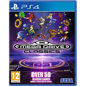 SEGA Mega Drive Classics PS4 Game