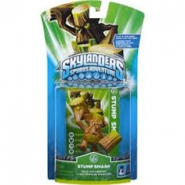 Stump Smash (Skylanders Spyro's Adventure) Life Character Figure - Image 2
