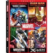 Marvel Anime Collection DVD