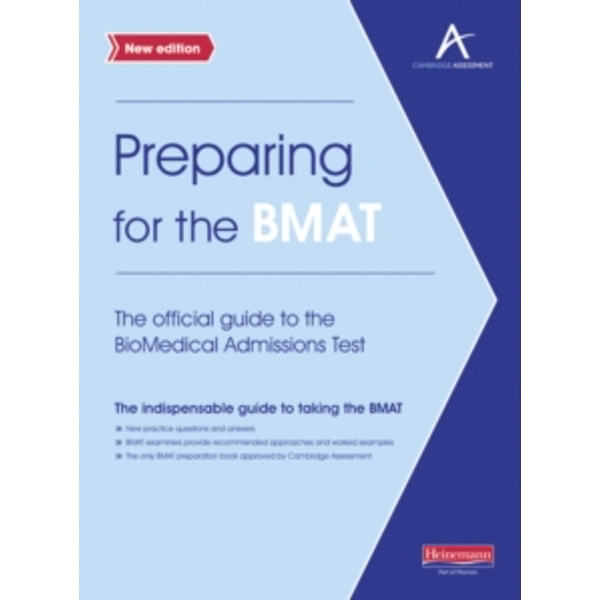 Preparing for the BMAT:  The official guide to the Biomedical Admissions Test New Edition by Pearson Education Limited (Paperback, 2010)