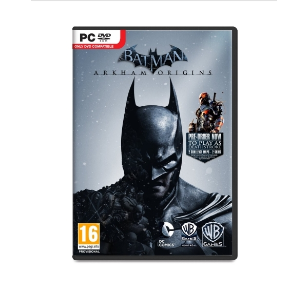 Batman Arkham Origins Game PC
