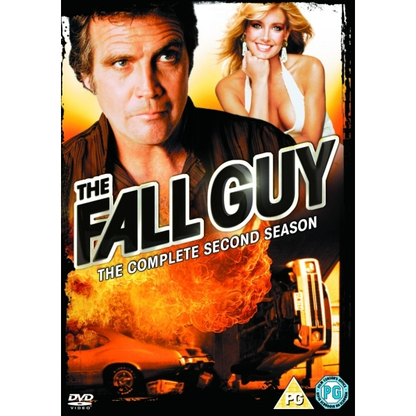 The Fall Guy The Complete Second Season DVD