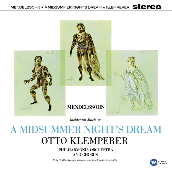 Otto Klemperer - Mendelssohn: A Midsummer NightS Dream Vinyl