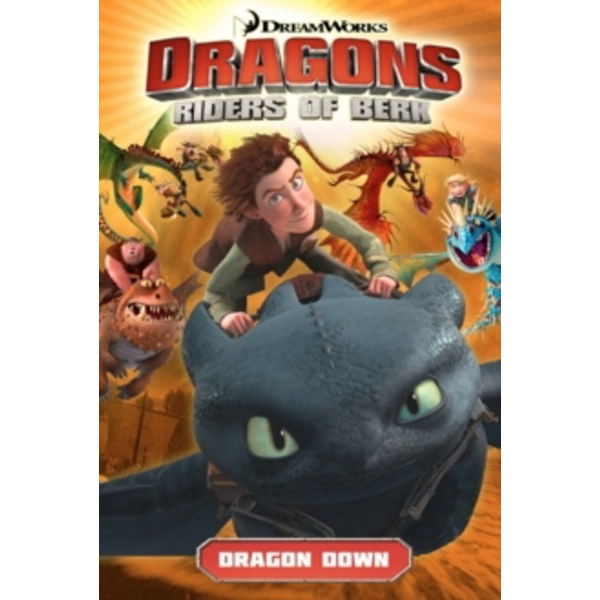 DreamWorks' Dragons : Dragon Down (How to Train Your Dragon TV) Volume 1