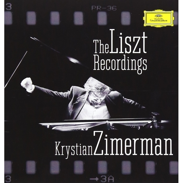Krystian Zimmerman - The Liszt Recordings CD