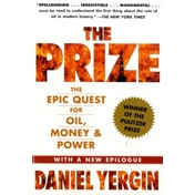 The Prize: The Epic Quest for Oil, Money and Power by Daniel Yergin (Paperback, 2009)