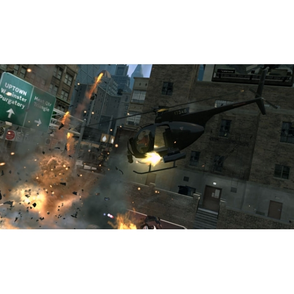 Grand Theft Auto GTA Episodes From Liberty City Game PS3 - Image 3