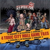 Zombicide Toxic City Mall Tiles