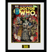 Doctor Who Villains Comic Framed Collector Print - Image 2
