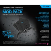 Strike Pack FPS Dominator for PS4 Controllers