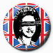 God Save The Queen Badge - Image 2