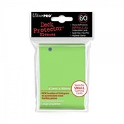 Ultro Pro Matte Small Lime Green DPD 10 Packs Of 60