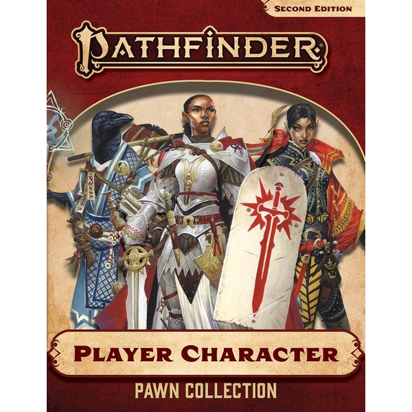 Pathfinder 2nd Edition - Player Character Pawn Collection