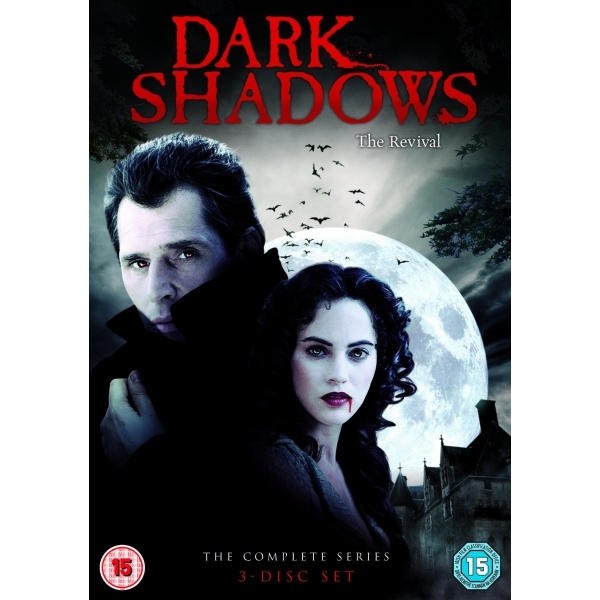 Dark Shadows - The Revival DVD