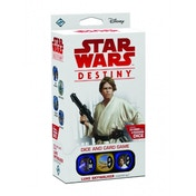 Ex-Display Star Wars Destiny Luke Skywalker Starter Set Used - Like New
