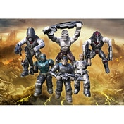 Meccano Gears of War series 1 Figures - Random
