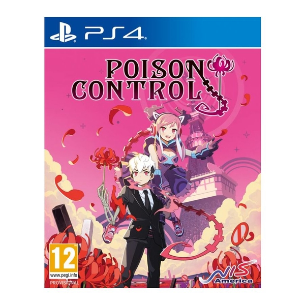 Poison Control PS4 Game