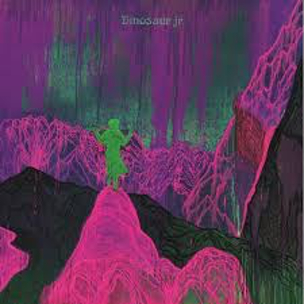 Dinosaur Jr. – Give A Glimpse Of What Yer Not Vinyl
